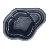 Пруд пластиковый, 130 х 99 х 38 см