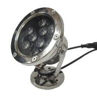 Подсветка подводная светодиодная HUIQI HQ-S09-1W